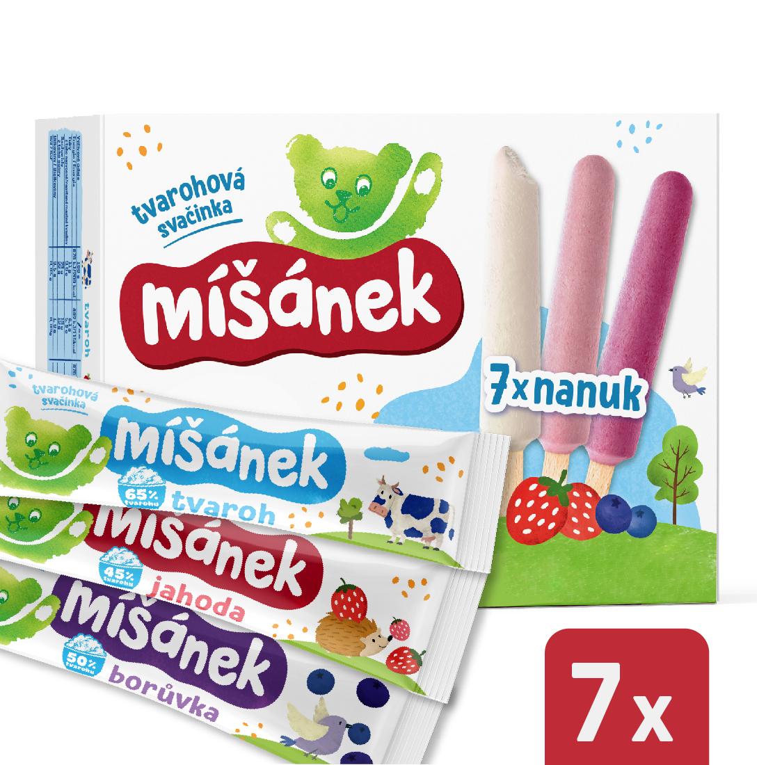 MÍŠÁNEK 32 ml / 7x 32 ml